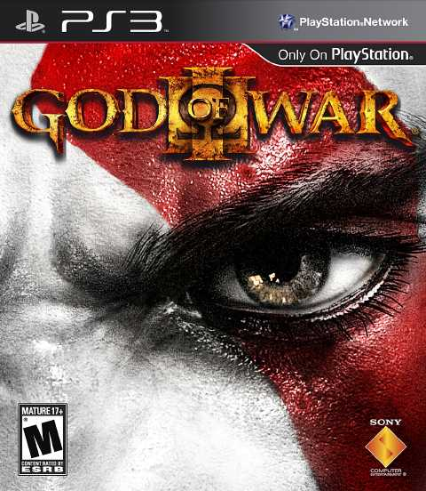 God of War 3 PS3  Klon
