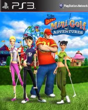 3D Ultra Minigolf Adventures 2 PS3